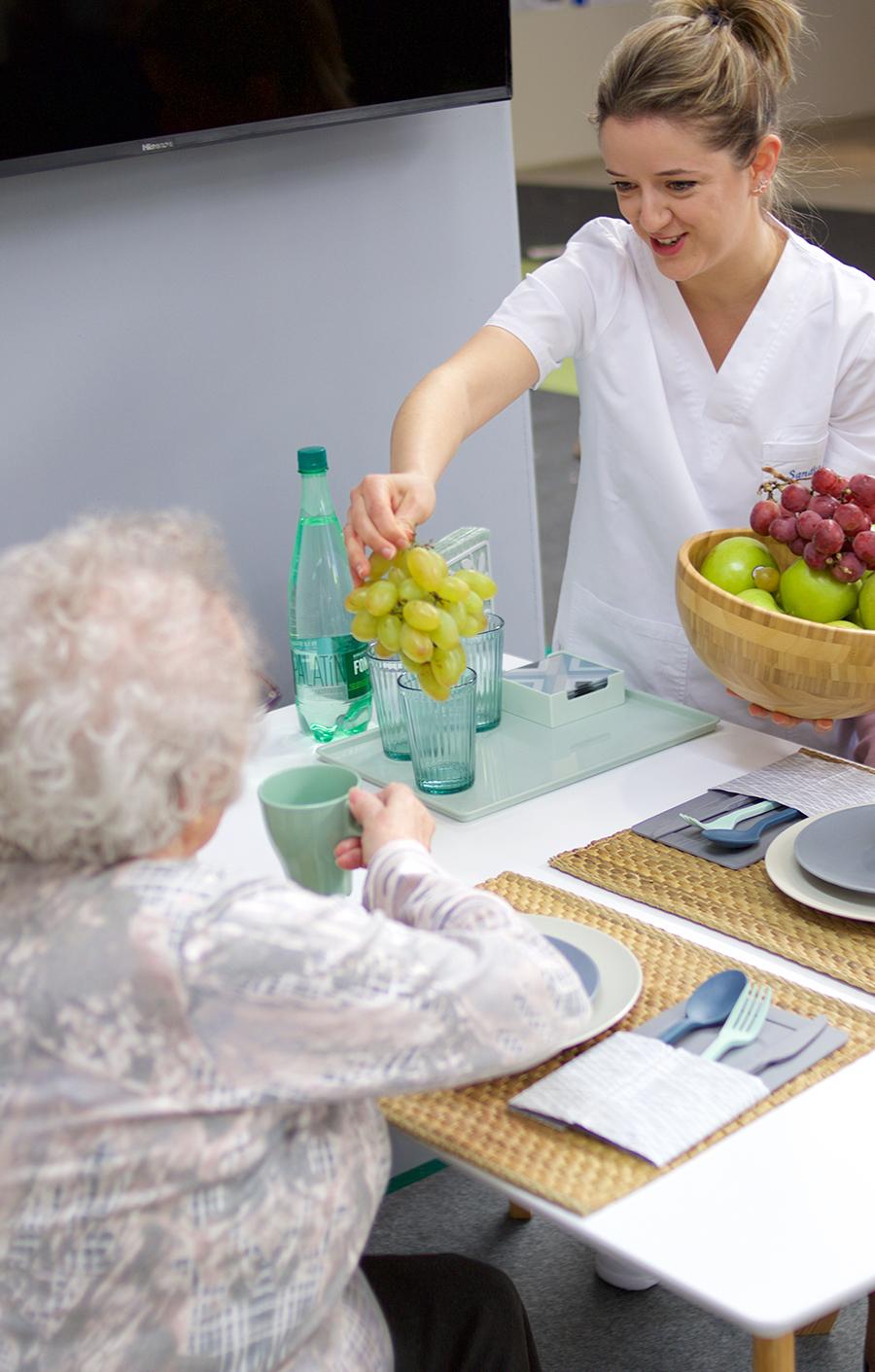fruta - Solicitud de ingreso